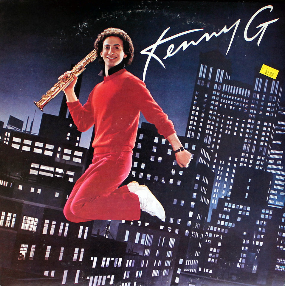"""Kenny G Vinyl 12"""" (Used)"""