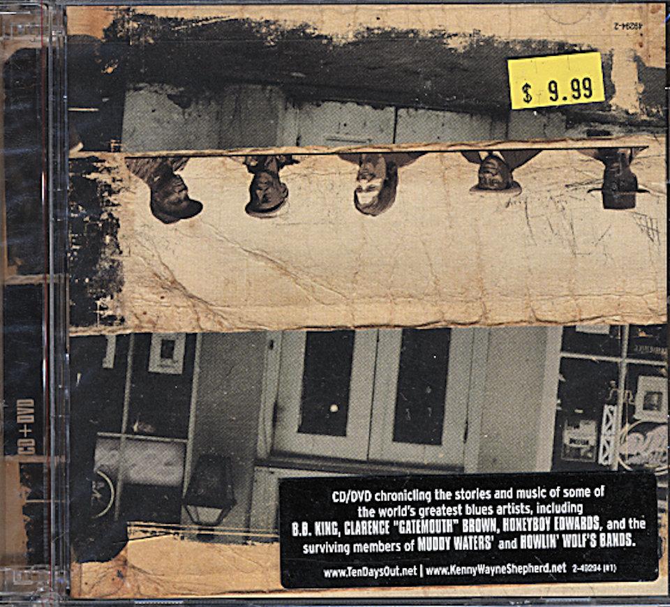 Kenny Wayne Shepherd CD