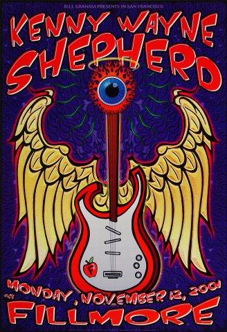 Kenny Wayne Shepherd Poster