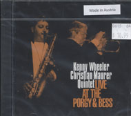 Kenny Wheeler / Christian Maurer Quintet CD