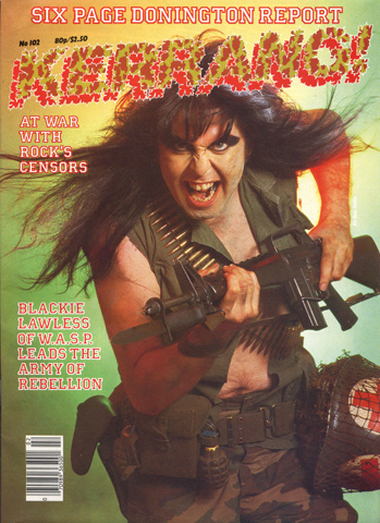 Kerrang! Issue 102