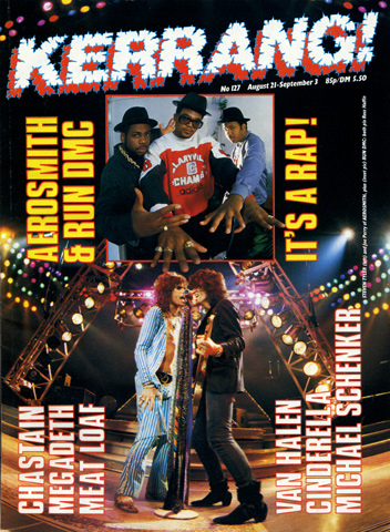 Kerrang! Issue 127