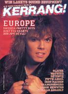 Kerrang! Issue 134 Magazine