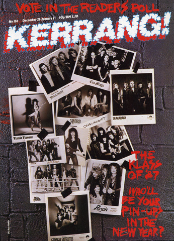 Kerrang! Issue 136