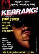 Kerrang! Issue 160 Magazine