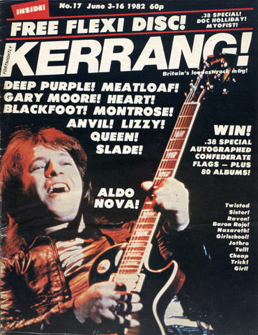 Kerrang! Issue 17
