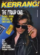 Kerrang! Issue 216 Magazine