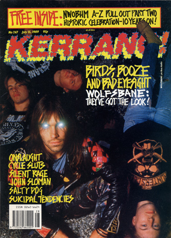 Kerrang! Issue 247