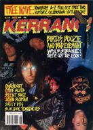 Kerrang! Issue 247 Magazine