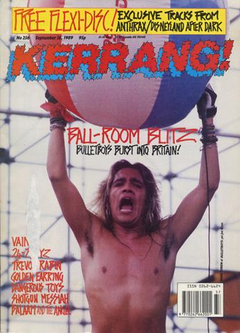 Kerrang! Issue 256