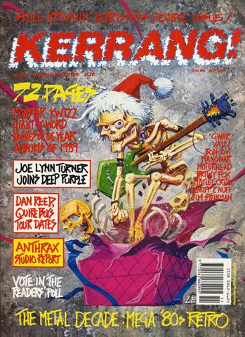 Kerrang! Issue 270