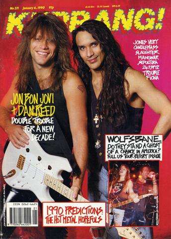 Kerrang! Issue 271