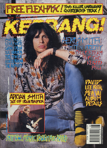 Kerrang! Issue 278