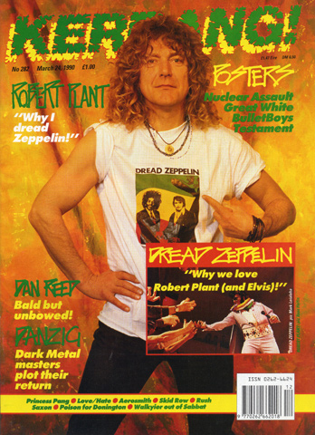 Kerrang! Issue 282