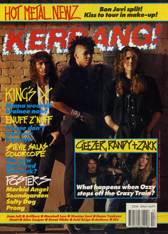 Kerrang! Issue 283