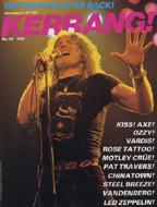 Kerrang! Issue 30 Magazine