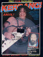 Kerrang! Issue 43 Magazine