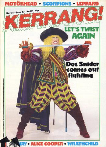 Kerrang! Issue 69