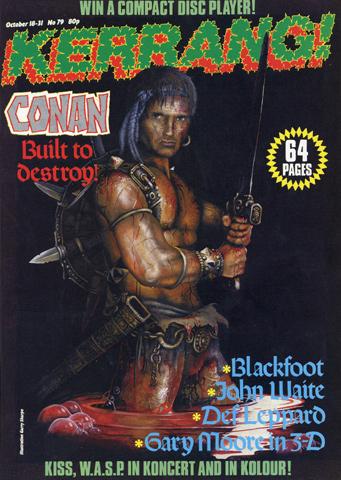 Kerrang! Issue 79