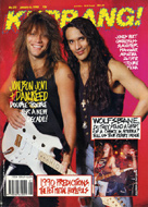 Kerrang Magazine January 6, 1990 Magazine