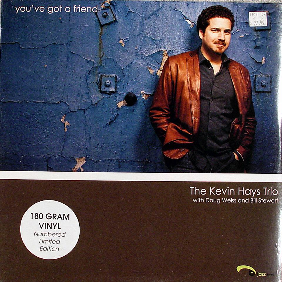 """Kevin Hays Trio Vinyl 12"""" (New)"""