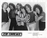 Kid Courage Promo Print