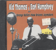 Kid Thomas & Earl Humphrey CD