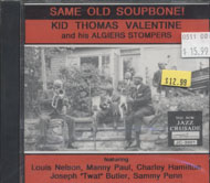 Kid Thomas & His Algiers Stompers CD