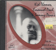 Kid Thomas CD