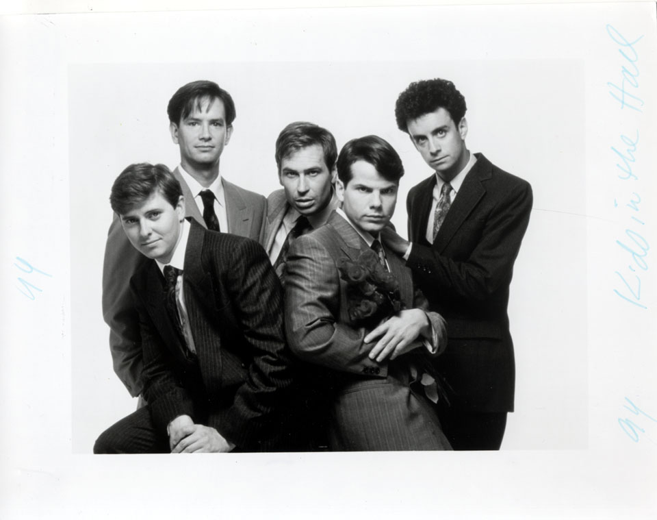 Kids in the Hall Promo Print