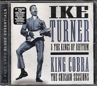 King Cobra: The Chicago Sessions CD
