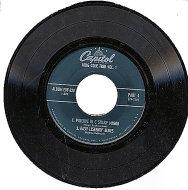 "King Cole Trio Vinyl 7"" (Used)"