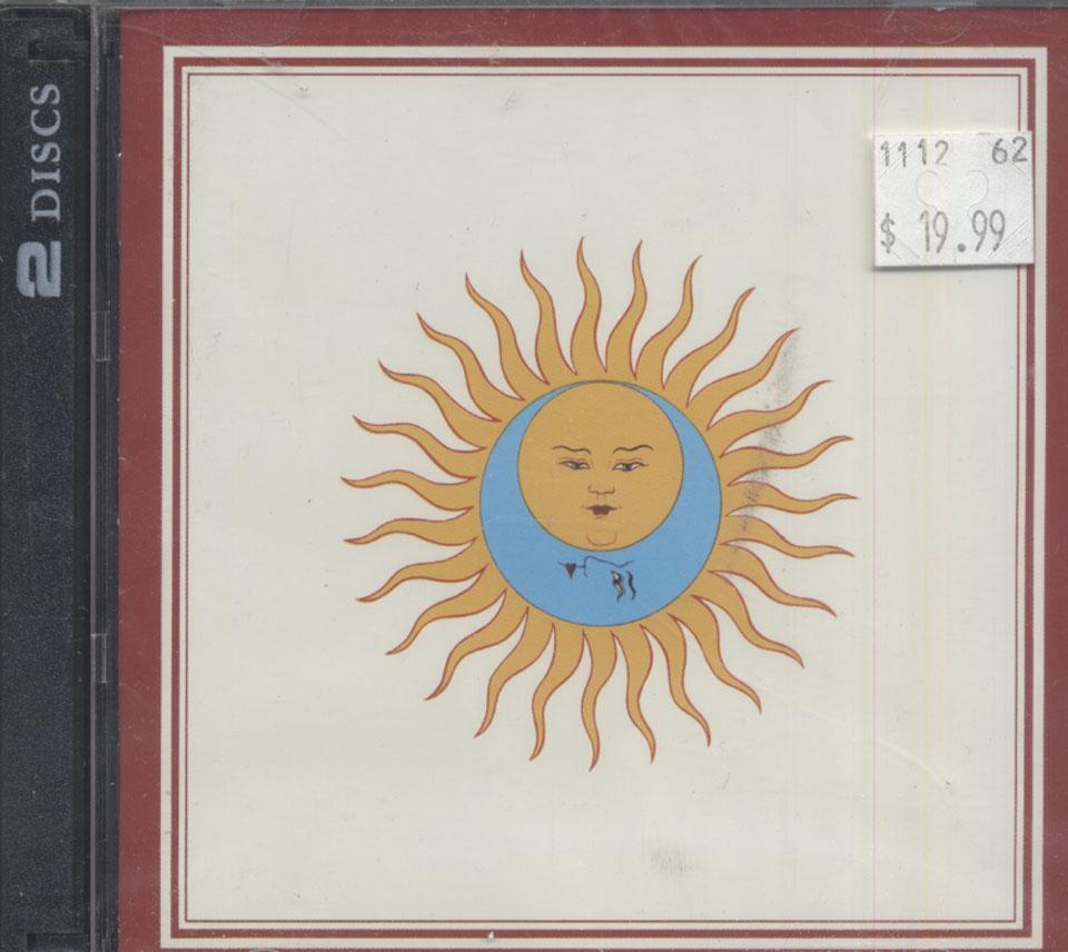 King Crimson CD