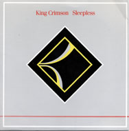 "King Crimson Vinyl 7"" (Used)"