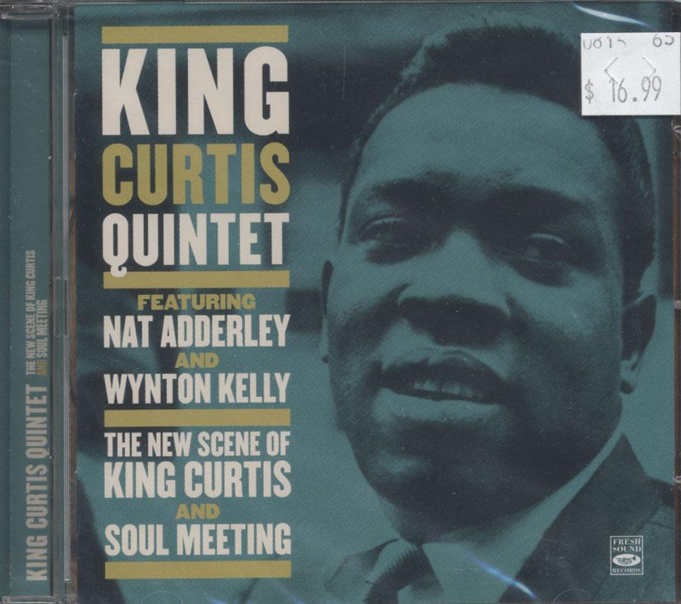 King Curtis Quintet CD