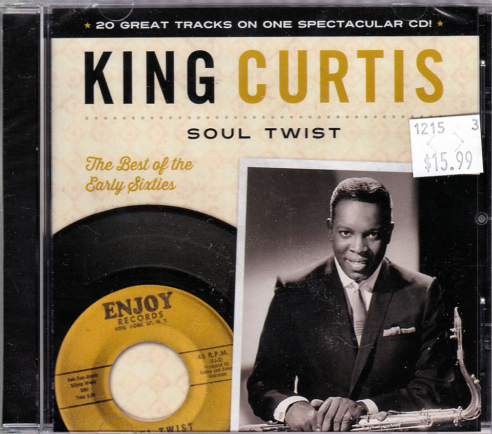 King Curtis CD