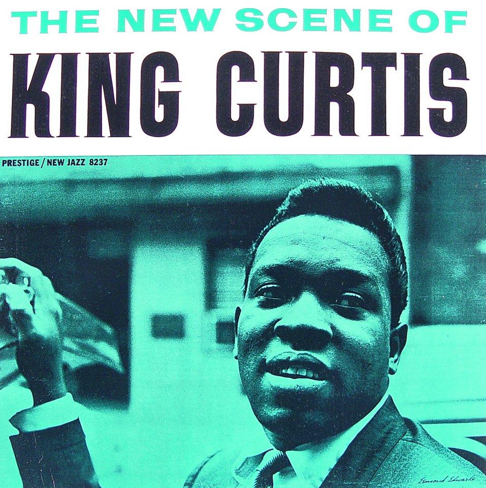 "King Curtis Vinyl 12"" (Used)"