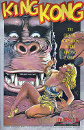 King Kong #1 Comic Book