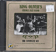 King Oliver's Creole Jazz Band CD