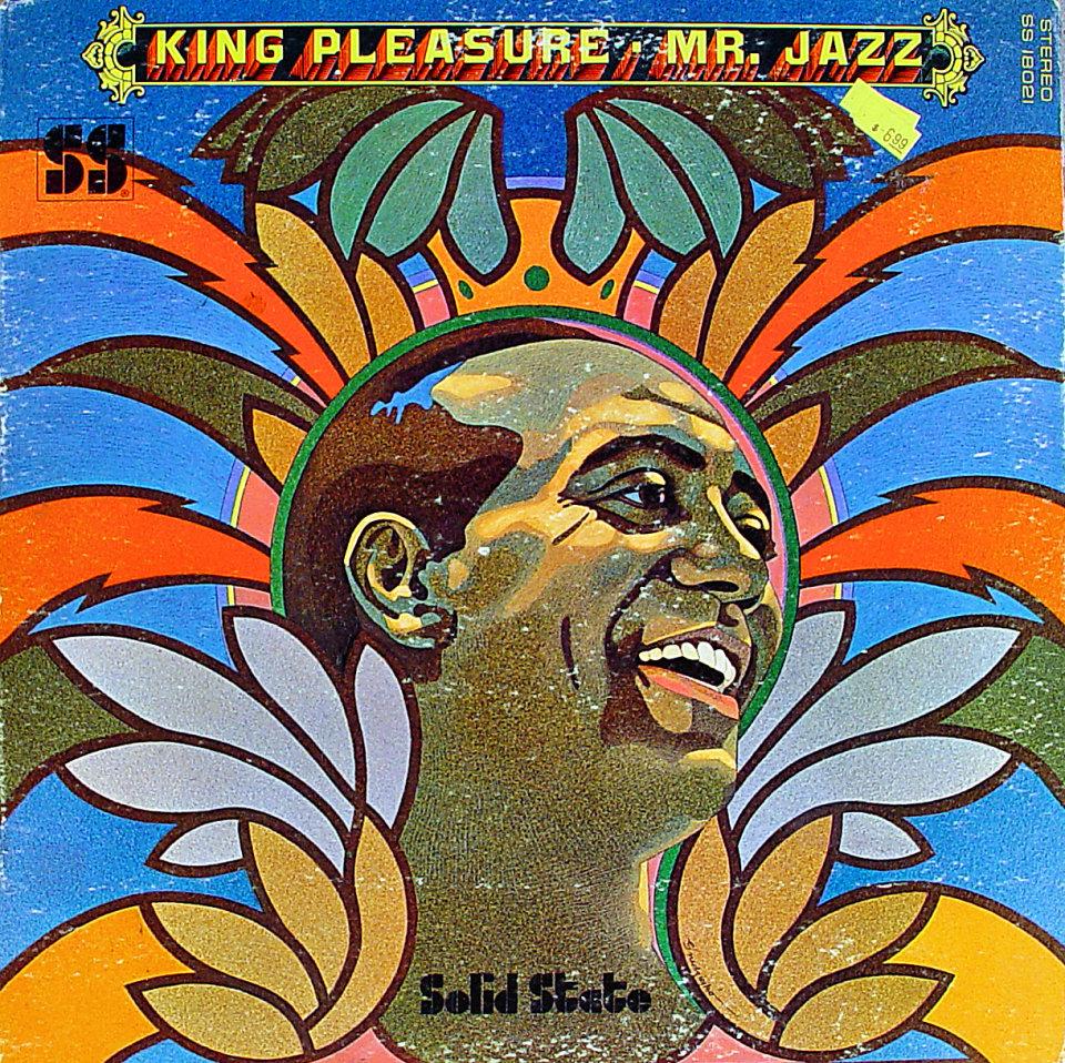 """King Pleasure Vinyl 12"""" (Used)"""