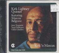 Kirk Lightsey Quintet CD
