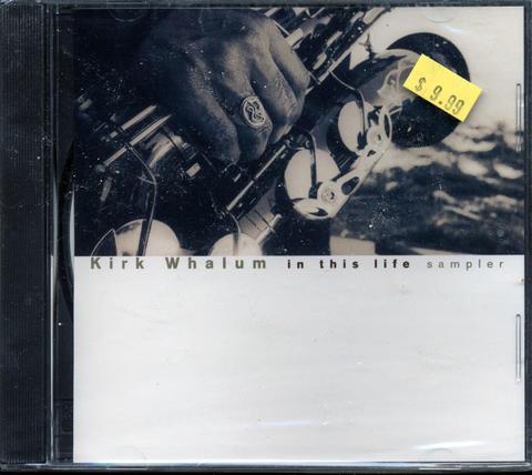 Kirk Whalum CD