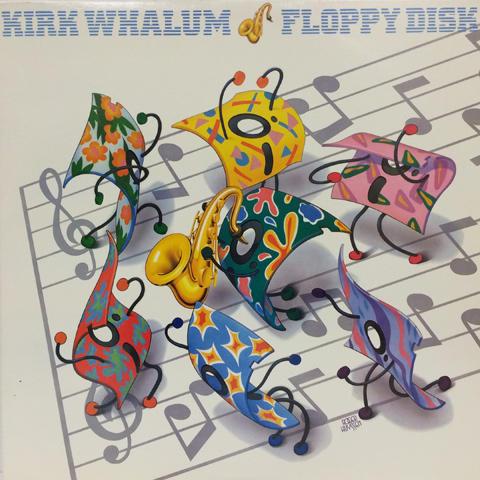"Kirk Whalum Vinyl 12"" (Used)"