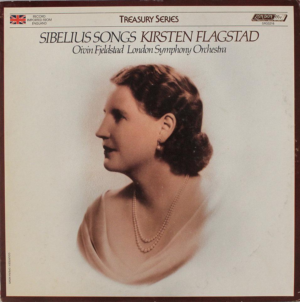 """Kirsten Flagstad Vinyl 12"""" (Used)"""
