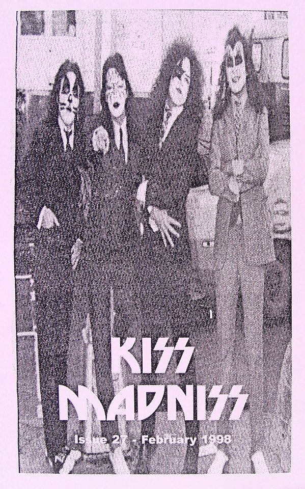 Kiss Madniss No. 27