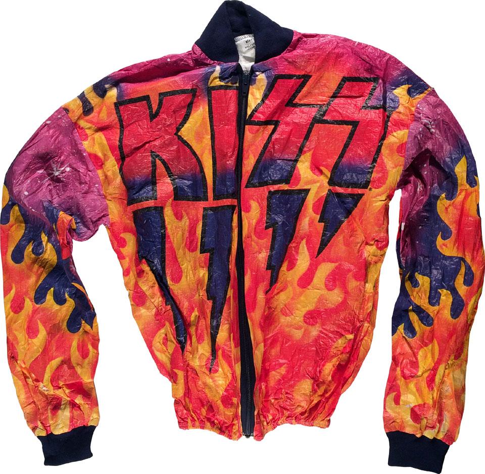 Kiss Women's Vintage Jacket