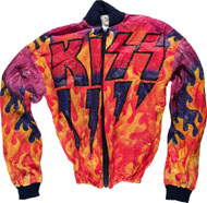 Kiss Women's Vintage Jacket