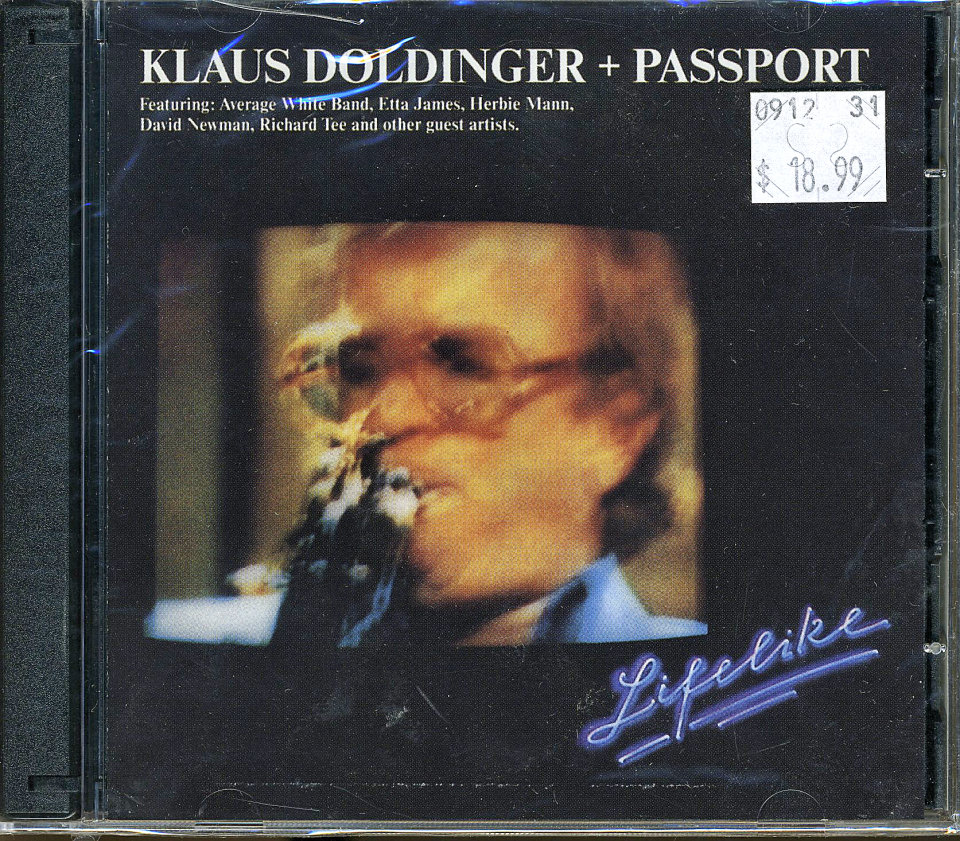 Klaus Doldinger + Passport CD