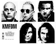 KMFDM Promo Print