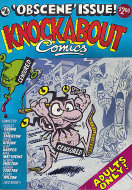 Knockabout Comics No. 4 Comic Book